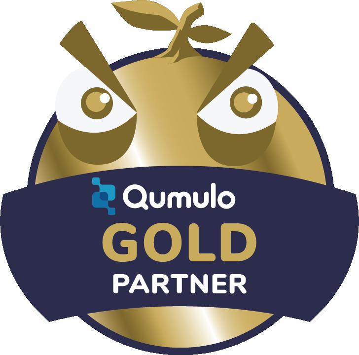 Qumulo_Badge-GOLD_Partner