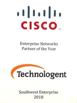 Technologent---Cisco-Enterprise-Network-Partner-Award-2018